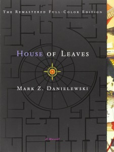 House of leaves - cover