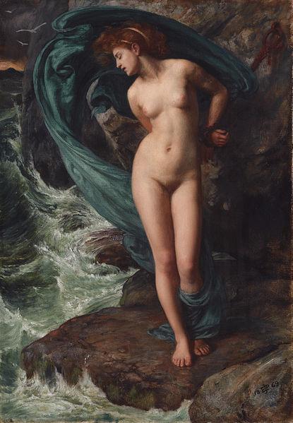 1869_Edward_Poynter_-_Andromeda